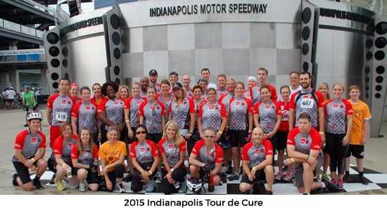 2015 Indianapolis Tour de Cure